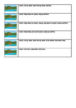 How to Write the Alphabet Using Cursive Instructions