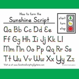 How to Write the Sunshine Script - Multiple Languages for Parents