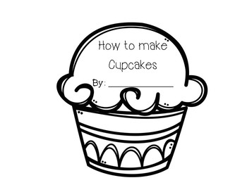 How to Writing: Cupcakes