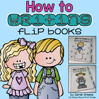 How to Writing Flip Books!