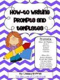 How-to Writing Prompts and Templates