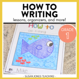 How to Writing Unit for Writer's Workshop