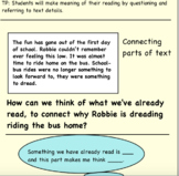 How to be Cool in The Third Grade Interactive Close Read Aloud
