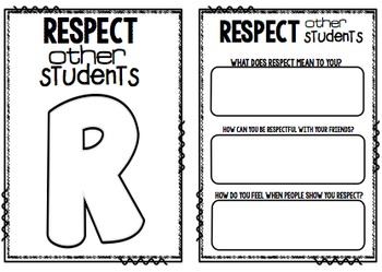 How to be a FRIEND!  Poster Set, Worksheets, & Interactive Journals