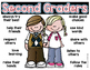 How to be a Good Second Grader Poster {freebie!}