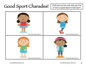 How to be a Good Sport - Social Skills