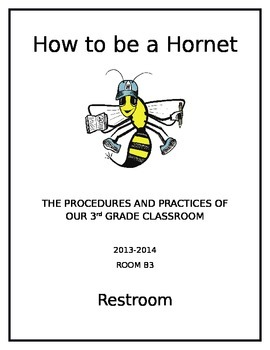 How to be a... (Introduction to classroom procedures)