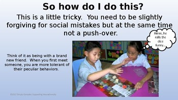 How to be a Peer Buddy; A Detailed Training for Peer Models as Buddies