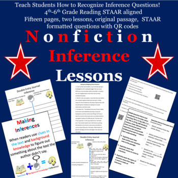 How to be successful when answering  nonfiction inference questions
