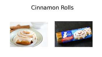 How to cook Cinnamon Rolls Visual Recipe