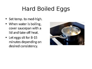 How to cook Eggs 5 different ways