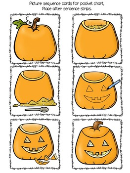 How to crave a pumpkin packet