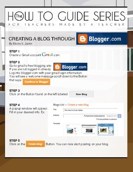 How to create a free Blog