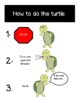 How to do the turtle poster