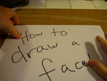 How to draw a face or portrait with proportion