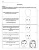 How to draw a portrait worksheet. Draw a portrait or self portrait.