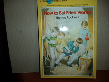 How to eat Fried Worms ISBN 0-440-44545-0