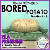 How to entertain a bored potato