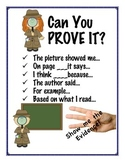 How to find evidence student poster