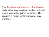 How to find prime and composite numbers up to 100