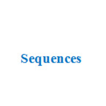 How to find term of a sequence