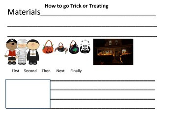 How to go Trick or Treating and How to Make Hot Cocoa