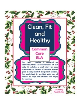 How to keep human body Clean/Fit/Healthy ??