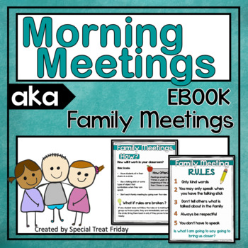 Morning Meetings How to lead them FREE