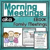 FREE Morning Meetings Ebook