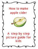 How to make Apple Cider (Step by Step Pictures)