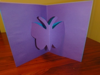 Card Art: 3D Butterfly Card