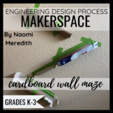 How to make a Cardboard Marble Maze | Virtual Makerspace | Distance Learning