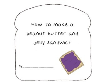how to make a sandwich writing teaching resources teachers pay