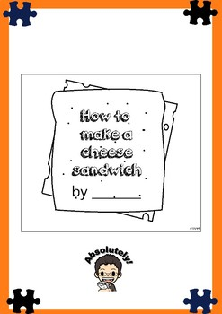 How to make a cheese sandwich: procedural text, differentiated
