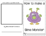 How to make a slime monster
