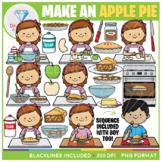How to make an Apple Pie Clip Art