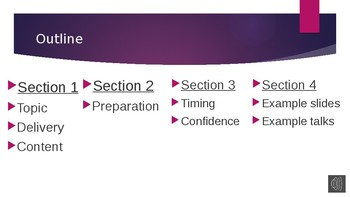 How to make an Excellent PPT - Timing and Confidence