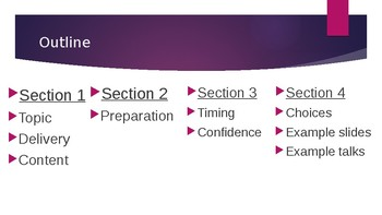 How to make an Excellent PPT - by Preparation