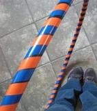 How to make hula hoops