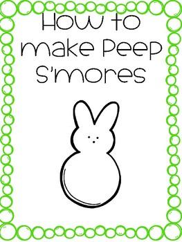How to make peep smore's