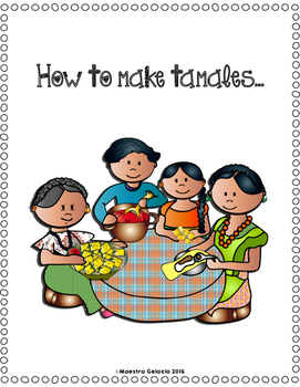 How to make tamales...