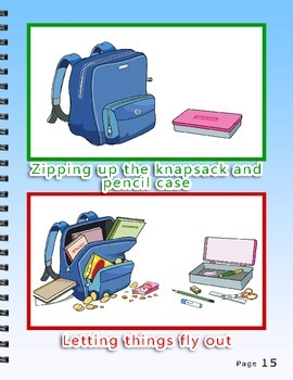 How To Organize your Backpack
