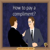 How to pay a compliment – Business cross culture - ESL adult conversation lesson