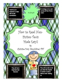 How to read Non-Fiction Texts Made Easy! Observation Lesson
