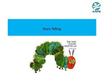 Preschool Teacher Training -How to read story to children