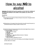 How to say NO to Alcohol - Refusal Skills, Peer Pressure, Decision Making