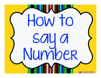 How to say a number to the millions--Banner