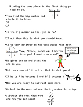 How to subtract story