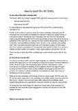How to teach the TOEFL iBT