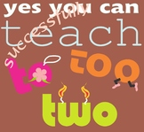How to teach the concepts of To, Too, and Two